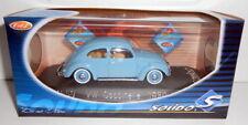 SOLIDO 1/43 - 4559 VW COCCINELLE 1950 BEETLE - BLUE