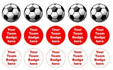 "24 or 15 2"" or 1.5"" Manchester utd cupcake tops toppers edible wafer icing sheet"
