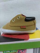 Sesame Street Elmo infant baby boy shoes Size 2W