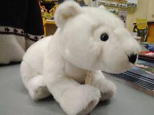 TRUDI PELUCHE 2513-029 - POLAR BEAR WWF OASI - ORSO POLARE 35 CM