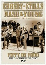 Crosby, Stills, Nash & Young - Fifty By Four NEW DVD