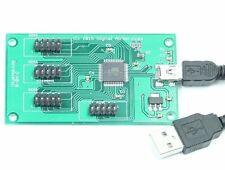 Flight Simulator & Game Controller Board - 16 Rotary Encoder USB Input