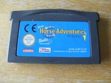 Nintendo Game Boy Advance Game-Barbie Horse Adventures * Panier seulement * * Gratuit P & p *