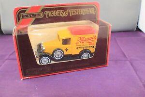 Matchbox Yesteryear Y-22 1930 Model A Ford Van MAGGI'S  NMIB