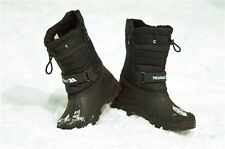 UNISEX MEN LADIES KIDS TRESPASS THERMAL WINTER SKI SNOW BOOTS BLACK SIZES 4-12UK