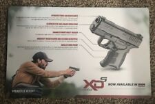 Springfield XDS XD S Subcompact Bench Cleaning Counter Armorer Dealer #A1