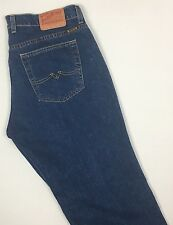 Lucky Brand Womens Jeans Cropped Blue Denim Sweet N Low Summer Boho Size 14/32