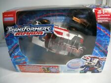 Transformers Armada Electronic RED ALERT w/Longarm Mini-con Action Figure ~ MOC
