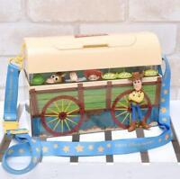 Tokyo Disney Sea Limited Toy Story Popcorn Bucket Case 2019 Woody Pixar mascot