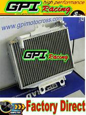aluminum/alloy radiator HONDA CR125R CR125 CR 125 R 1998-1999 98 99