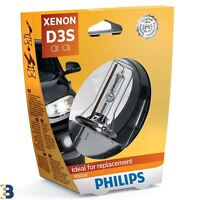 PHILIPS D3S Vision Xenon Headlight Bulb HID 4400K 42403VIS1 1 Piece