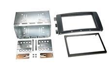 SMART Forfour (W454) Auto Radio Blende Einbau Rahmen  Doppel-DIN 2-DIN