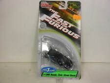 Ertl Fast and Furious 1995 Honda Civic Street Series 3 (Die-cast-1:64 Scale)