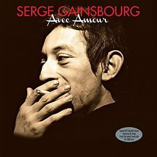 Serge Gainsbourg - Avec Amour [New Vinyl] UK - Import