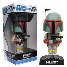 "Star Wars Boba Fett Bounty Hunter Bobblehead Funko Bobble Head Jedi Fighter 6"""