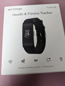 withings Pulse HR - Health & Fitness Tracker - Workout Ready