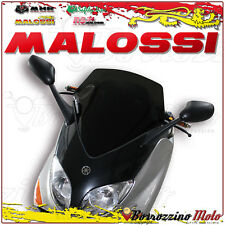MALOSSI 4515361 CUPOLINO SPORT FUMÉ SCURO YAMAHA TMAX 500 ie 4T LC 2006