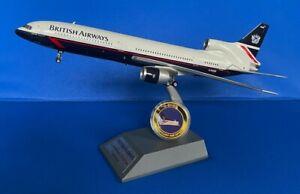 British Airways Lockheed L-1011-385-1 G-BHBR Landor 1/200 diecast Inflight/ARD