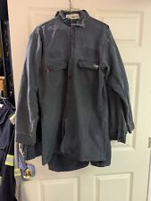 PPE REED MEN'S SHIRTS FR FRC HRC2 FLAME RESISTANT Good Used number 2
