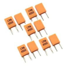 10pcs CRB455E DIP Mount Type TV Remote Control Ceramic Resonator 2 Pins