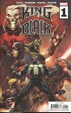 King In Black #1 Vf/Nm 2020 Marvel Comics Hohc