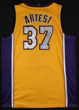 d20be39a9730 Ron Artest - Metta World Peace - Signed Los Angeles Lakers Adidas Jersey  (JSA)