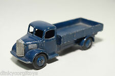DINKY TOYS 30S 30 S AUSTIN WAGON TRUCK DARK BLUE EXCELLENT CONDITION