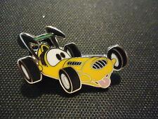 Disney Characters As Cars Pluto Pin