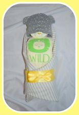 Baby Shower Gift-WILD Jungle Themed Diaper Cake Baby-NEUTRAL