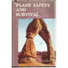 Plane Safety and Survival Aviation Book