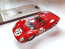 Ferrari 330 P4 1967 N.A.R.T. NART Startnummer starter number #27, brumm in 1:43!