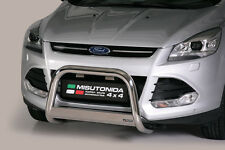 "Ford Kuga  2012- 2016  Ø 63 mm BULL BAR NUDGE BAR  ""CE APPROVED"" Frontbügel"
