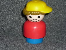 Fisher Price Little People 50th School Boy Hat Cap