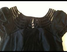 Oxford Top, Size 8, As New, Never Worn, Ecxellent Condition