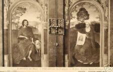 Hopital St Jean - Bruges - L'adoration des Mages  (B1567)
