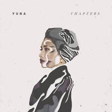 Yuna Chapters CD 2016 Malaisie world * NEW