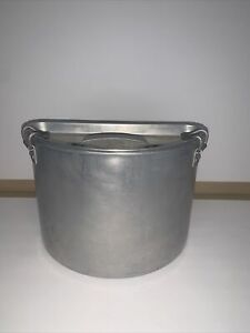Vintage Chambers Stove Thermowell Pot  Wear-Ever