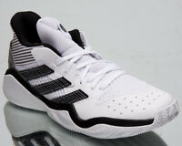 adidas Harden Stepback Men's James White Black Grey Basketball Sneakers Shoes