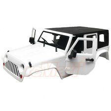 Xtra Speed Jeep Hard Plastic Body Kit 313mm For Axial SCX10 RC4WD TF2 #XS-59752