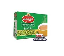Wagh Bakri Instant Tea Premix Elaichi | Direct from India | Indian Tea