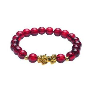 Garnet Slimming Bracelet Red Garnet Gems Hand Chains