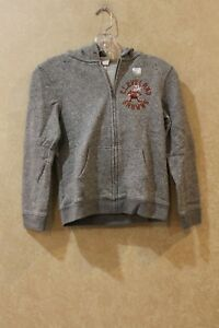 Youth Cleveland Browns Gray Pullover Hoodie NWT-Medium 10/12  ________ R20F4