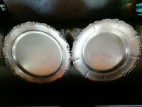 N 2  piatto argento antico titolo 800 dia. 25 cm 360 gr/dia.28gr 346
