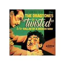 NEW Rockabilly -  The Dragtones - Twisted / Ballad Of A Broken Man - Sleazy 45