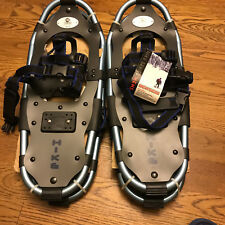 Snowshoes Yukon 6000 Series (two pairs) includes gaiters