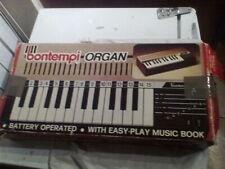 More details for bontempi orgue vintage electric organ boxed