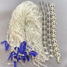 Destash Crystal Quartz Mixed Shapes Semi Precious Stone Beads Free Shipping