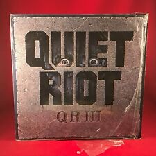 Quiet Riot Qr Iii - 1986 Uk Vinilo Lp Excelente Estado