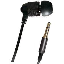 Engranaje de extremo lejano xdu Pathfinder Estéreo a Mono Auriculares único aislamiento de ruido-Negro