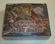 Yu-Gi-Oh - Destiny Soldiers - Display - NEU & OVP - Deutsch